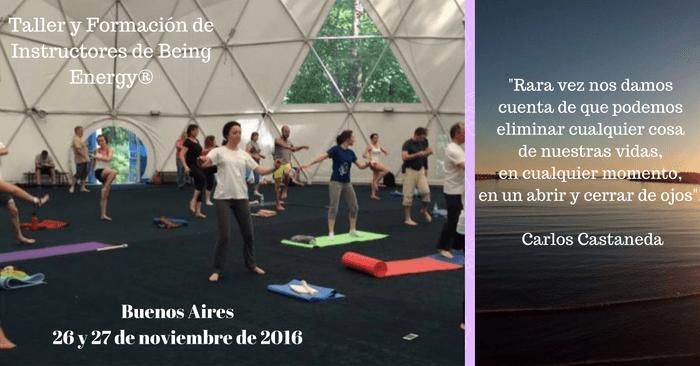 Being Energy en Argentina