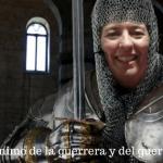 El ánimo de la guerrera y del guerrero